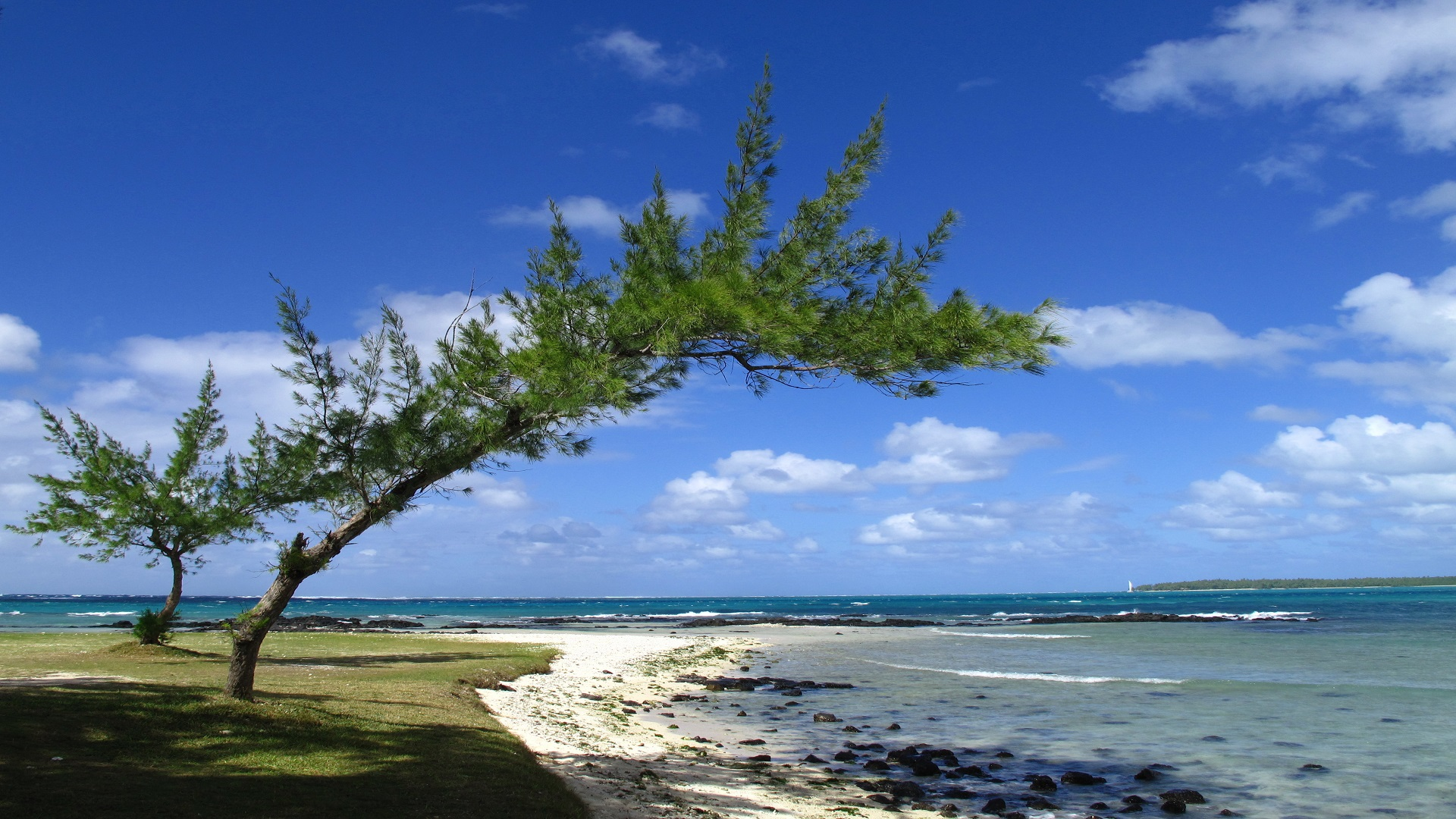 best beaches in Mauritius