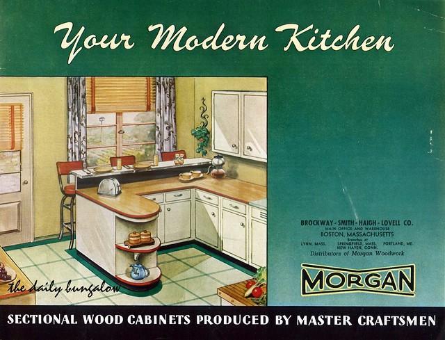 1946::Morgan Kitchens | Flickr