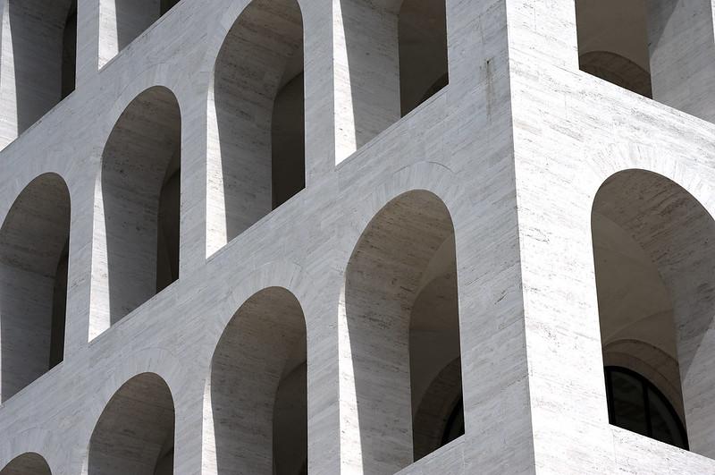 Palazzo della Civiltà Italiana, Rome – Architecture Revived