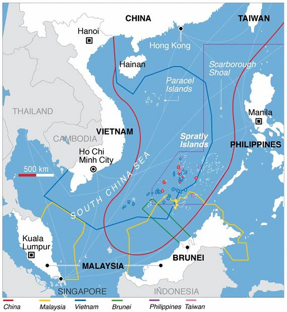 Map mineral claims south china sea the chinese moved a flickr naturalflow map mineral claims south china sea by naturalflow gumiabroncs Choice Image
