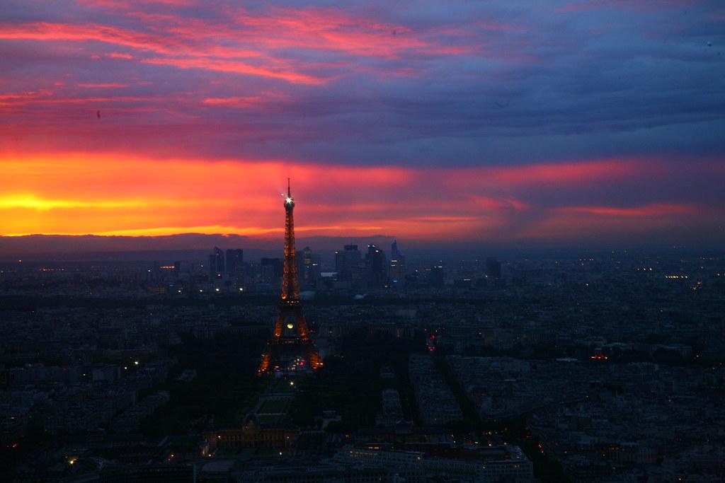 Sunset Restaurant Paris