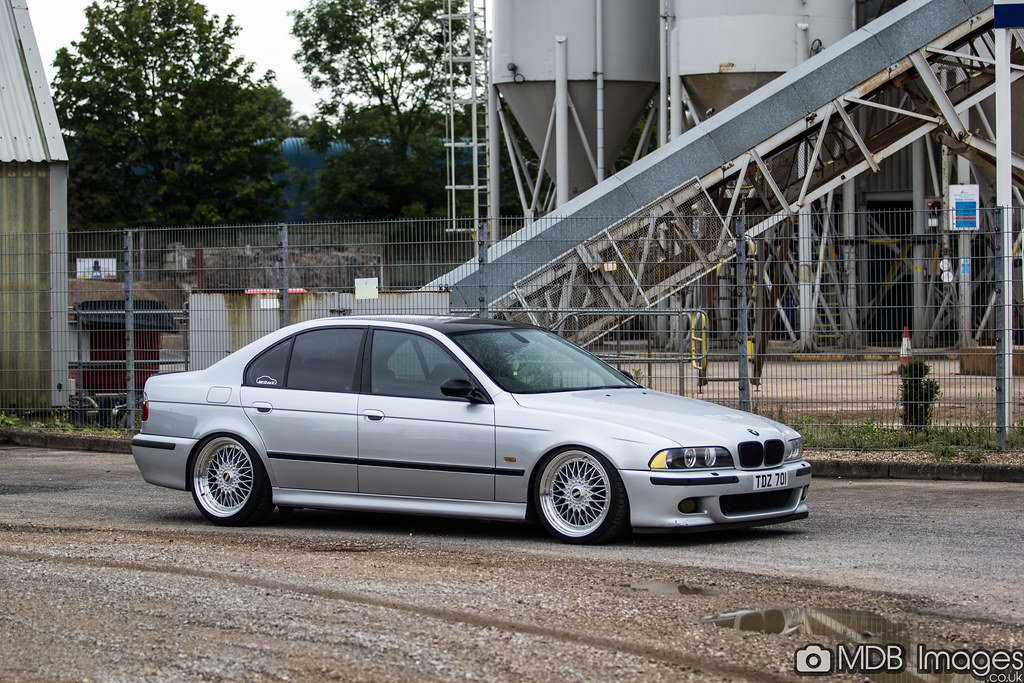 Eddie S Bmw E39 5 Series Mathew Bedworth Flickr