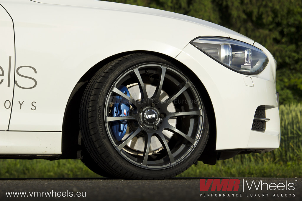 Vmr Wheels V701 Graphite Grey Bmw M135i Xdrive Vmr