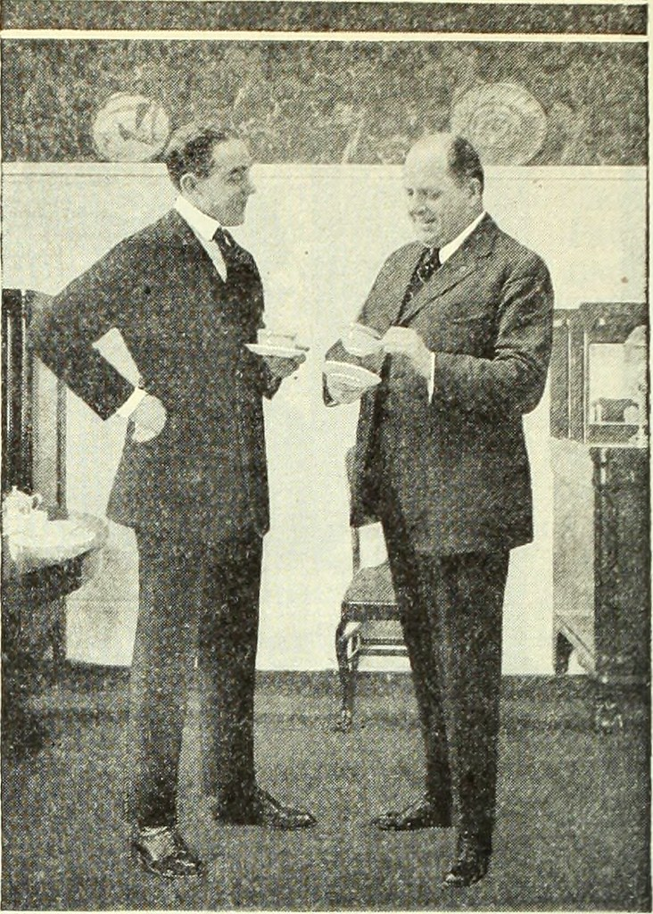 Image From Page 1167 Of The Literary Digest 1890