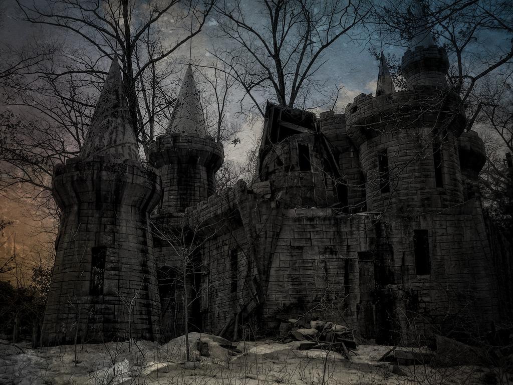 Enchanted Forest Gone But Not Forgotten Forsaken