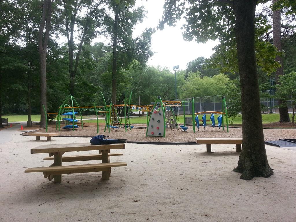 ... Whitley Park ZebuLon Nc New Play Area | By TriangleREVA