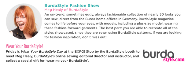 Fashion Show and Wear Burda