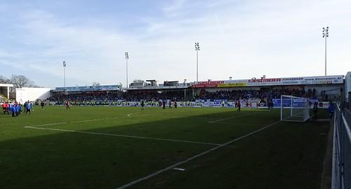 Sportfreunde Lotte 2:0 Hansa Rostock