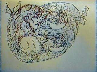 Тюрид и её дракон(ы)