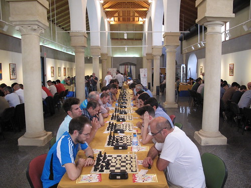 Torneo Internacional de Ajedrez en La Almona