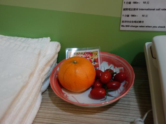 提供當令當地水果@清翼居童話館,近台北車站的住宿選擇