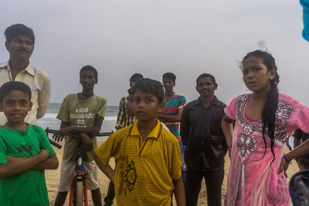 India - Kite Aerial Photography (KAP) Over Visakhapatnam
