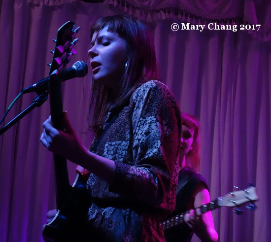 Gurr, Swan Dive, Saturday 18 March 2017