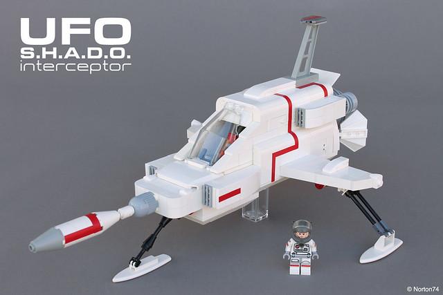UFO | S.H.A.D.O. Interceptor