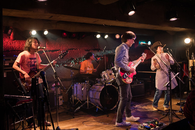 Yoshimitsu Kasuga's 60th birthday live at Manda-La 2, Tokyo, 03 Apr 2017 -00221