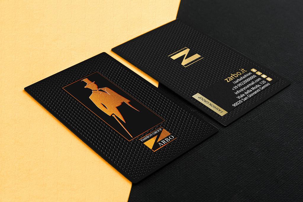 Classic Elegant Fashion Business Card | Classic Elegant Fash… | Flickr