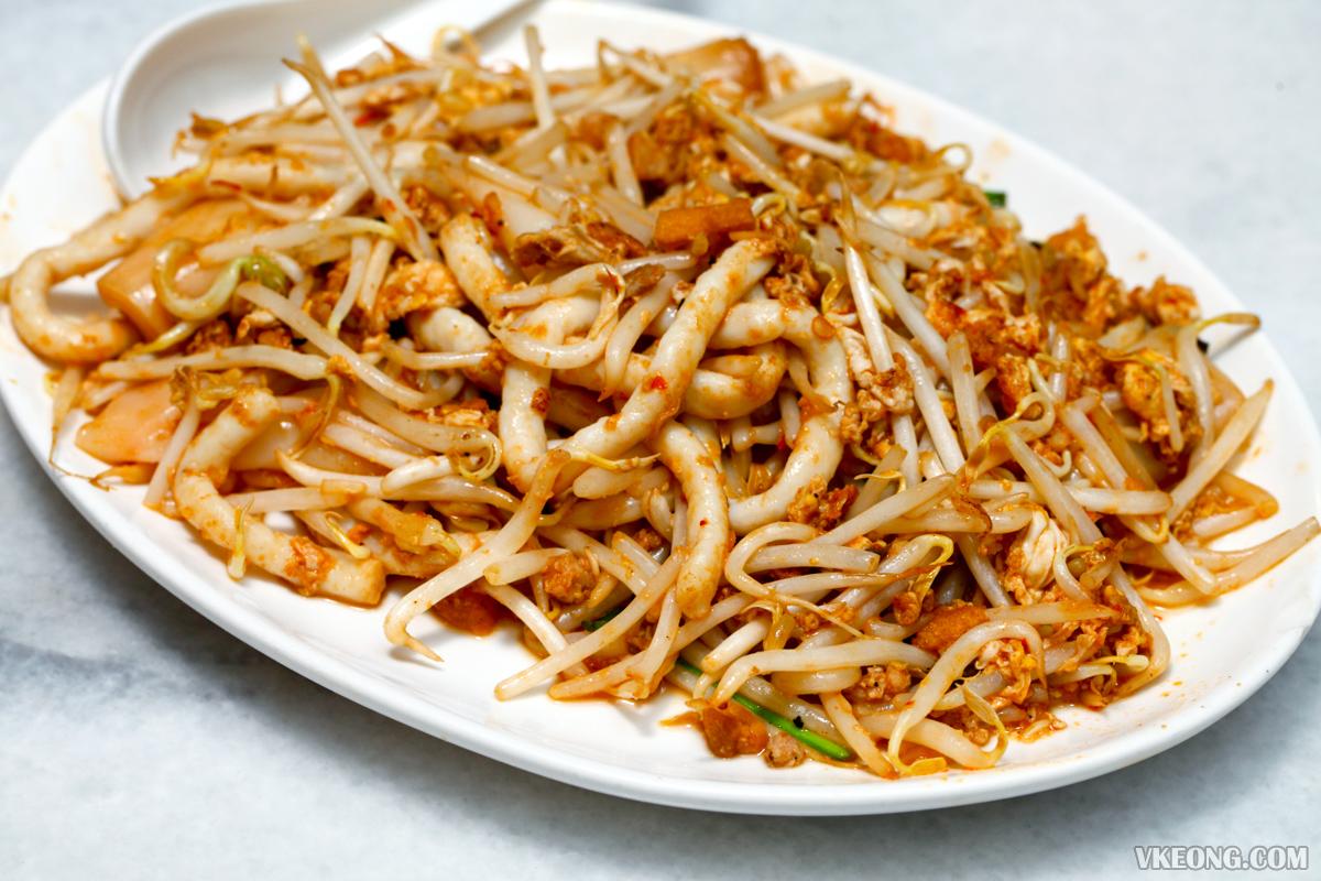 Bai Wei Cuisine Fried Fish Noodle and Chee Cheong Fun