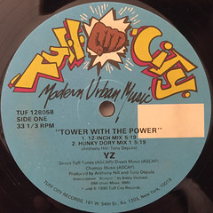 YZ:TOWER WITH THE POWER(LABEL SIDE-A)
