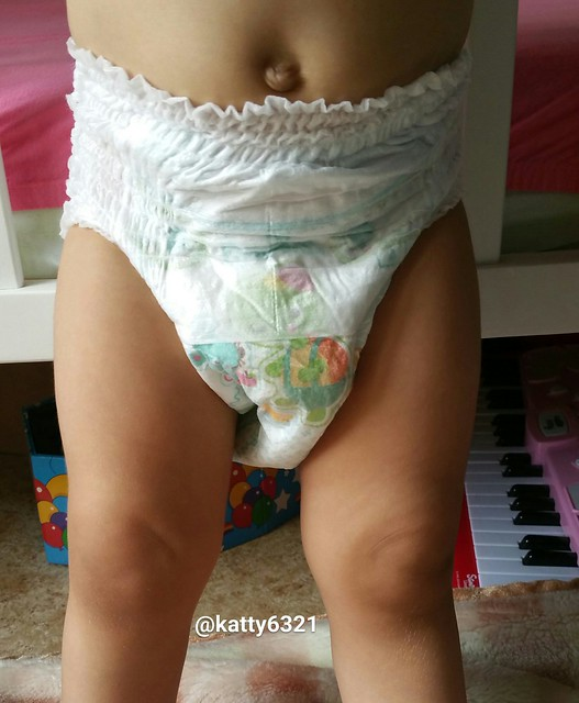 Test baby-dry pants