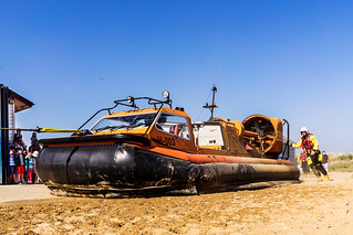 RNLI Hovercraft | by Kim Hawkins Photography