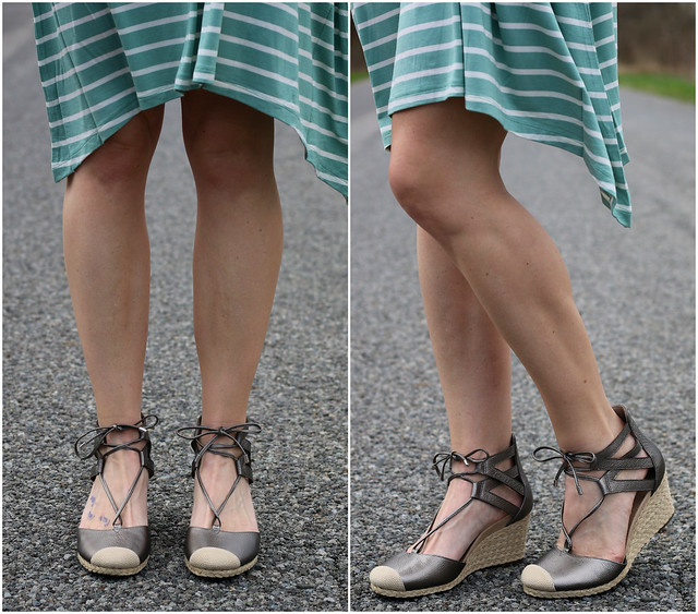 Sole Provisions Vionic Calypso Wedge Shoes