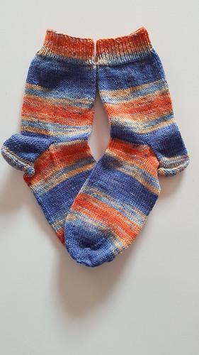 Socken aus Opalwolle Größe 38/39