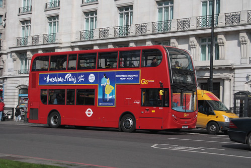 Go-Ahead London E259 YX12FPU
