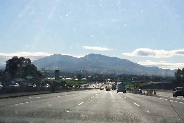 Driving to Concord from Napa [Feb 11]