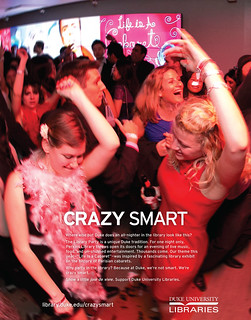 DUL Crazy Smart 14 | by DukeUnivLibraries