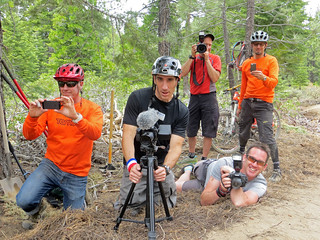 Take my photo! Corral Trail Work 6/14/14 | by TAMBA Tahoe