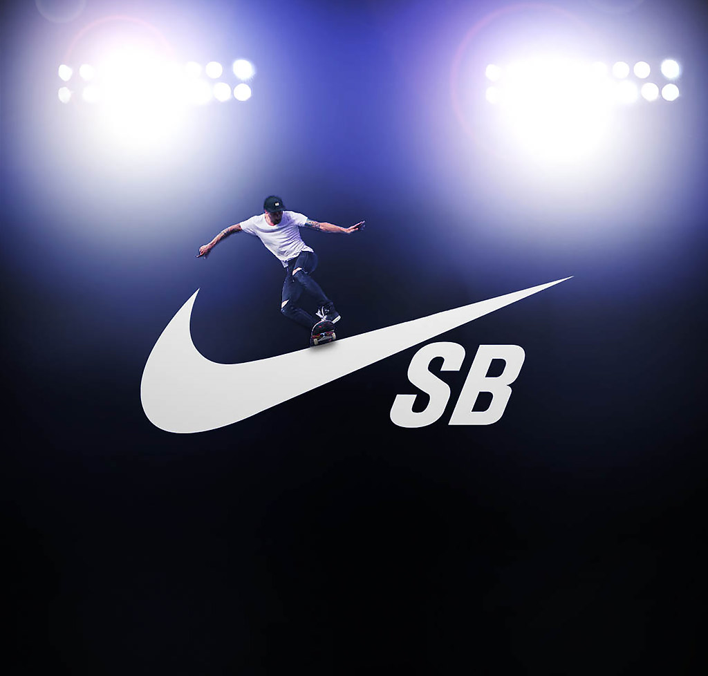 Nike SB | Thought this would be a cool ad for Nike SB ...