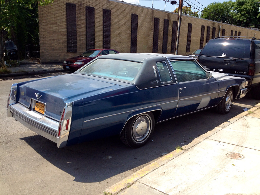 1978 Cadillac Coupe Deville William Rubano Flickr Sedan By