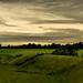 A Viking's land (Denmark #13 Trelleborg Viking Fortress)