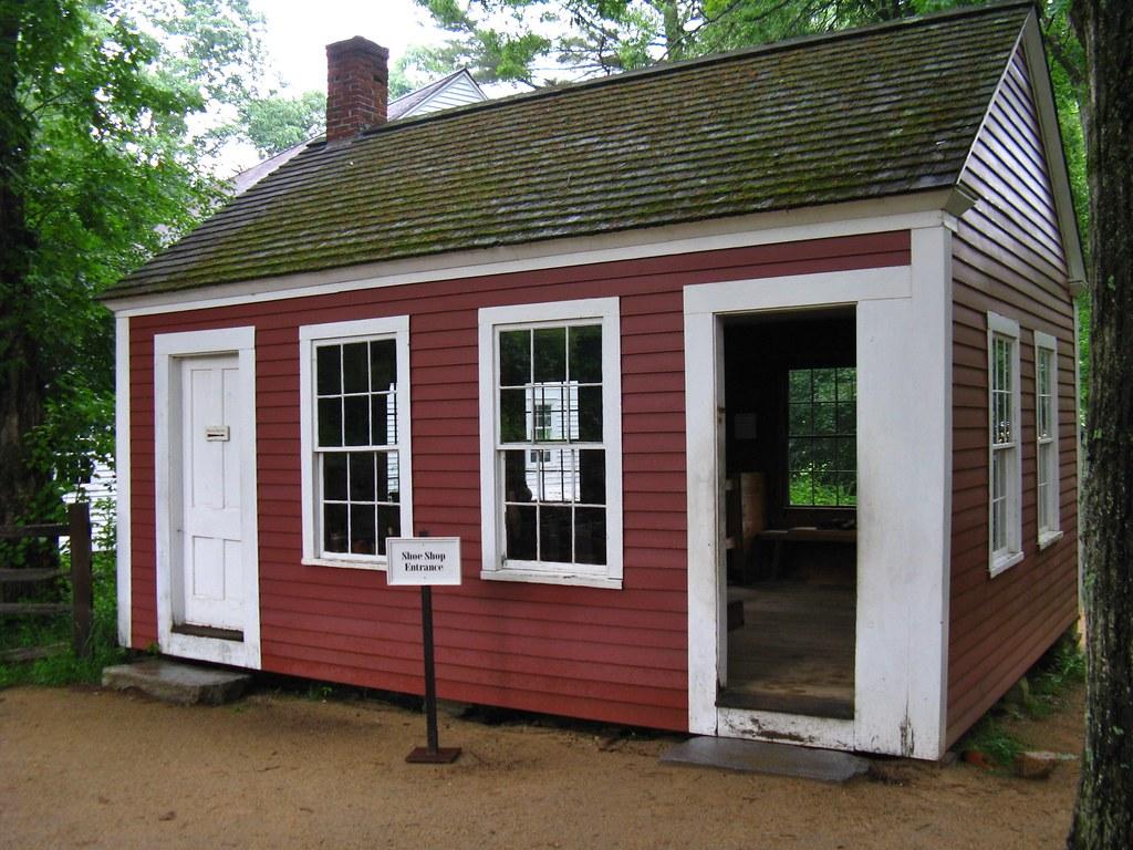 Sturbridge Village Shoe Shop