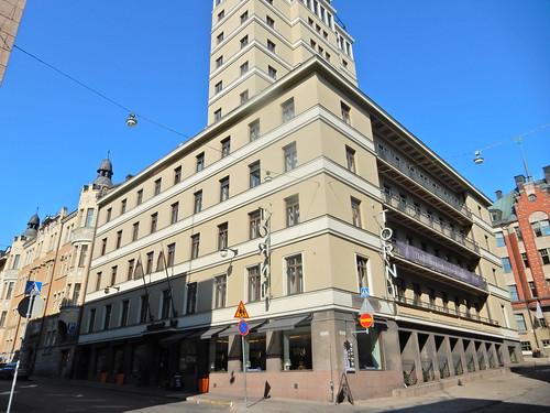 Hotel Torni Helsinki Hotel Torni Helsinki Flickr