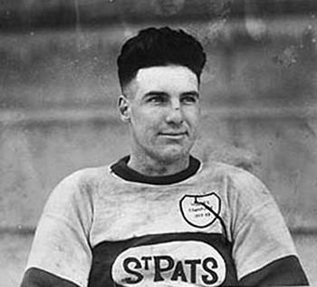 Babe Dye St Pats 1923-24