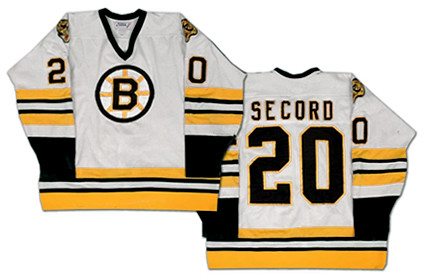 Boston Bruins 1979-80 jersey