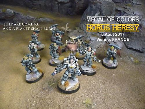 Medal of Colors S2E1 - Horus Heresy 2017 32824963973_039ff58558