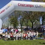 Fotos VI Carrera popular Santa Clara categoría peque niños