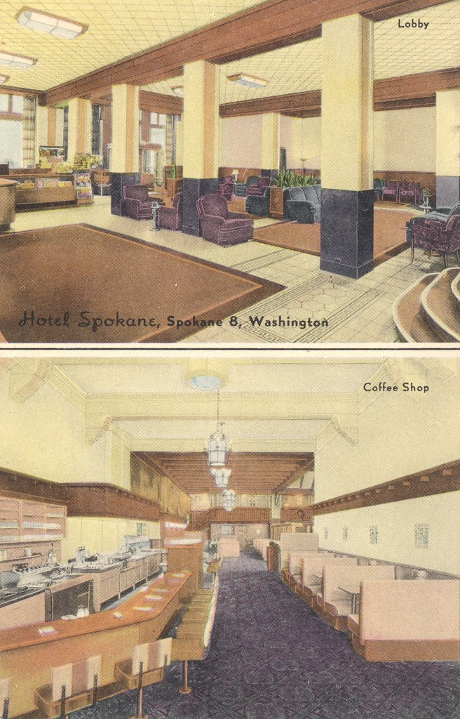 Hotel Spokane - Spokane, Washington