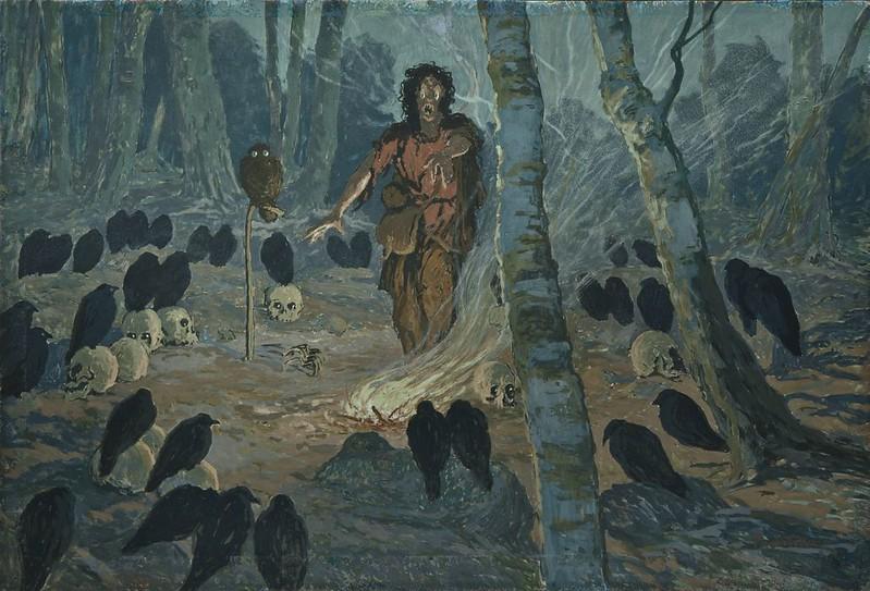 Jaroslav Panuska - Witch, 1898-1901