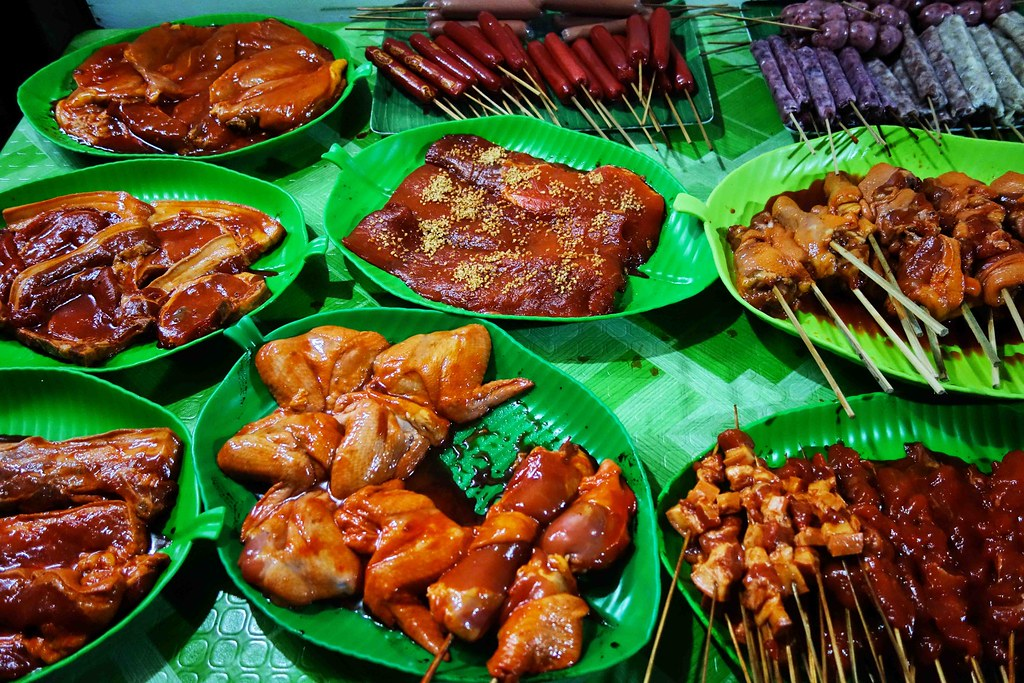 Bohol - Panglao - Barbecue