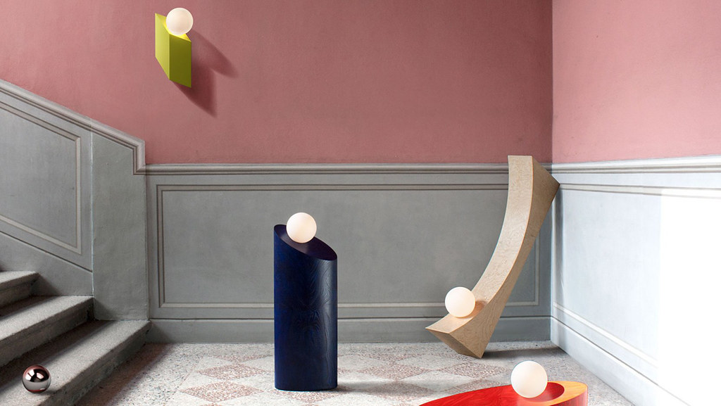 Sculptural light objects collection by London-based Child Studio Sundeno_01
