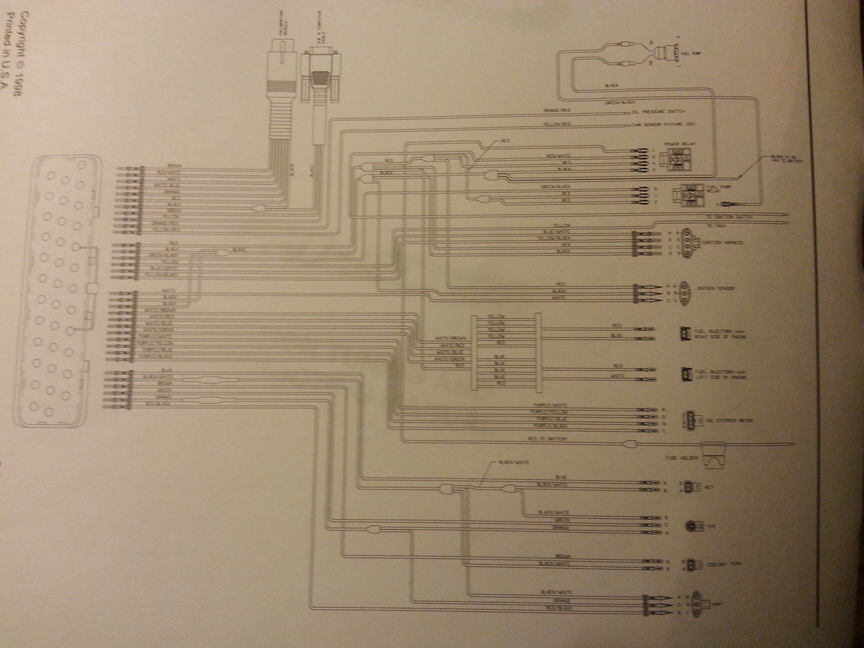 holley projection wiring diagram wiring diagram u2022 rh msblog co