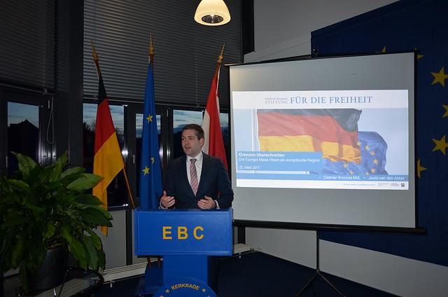 """""""Grenzen überschreiten"""" - 22. März 2017 im Eurode Business Center"""