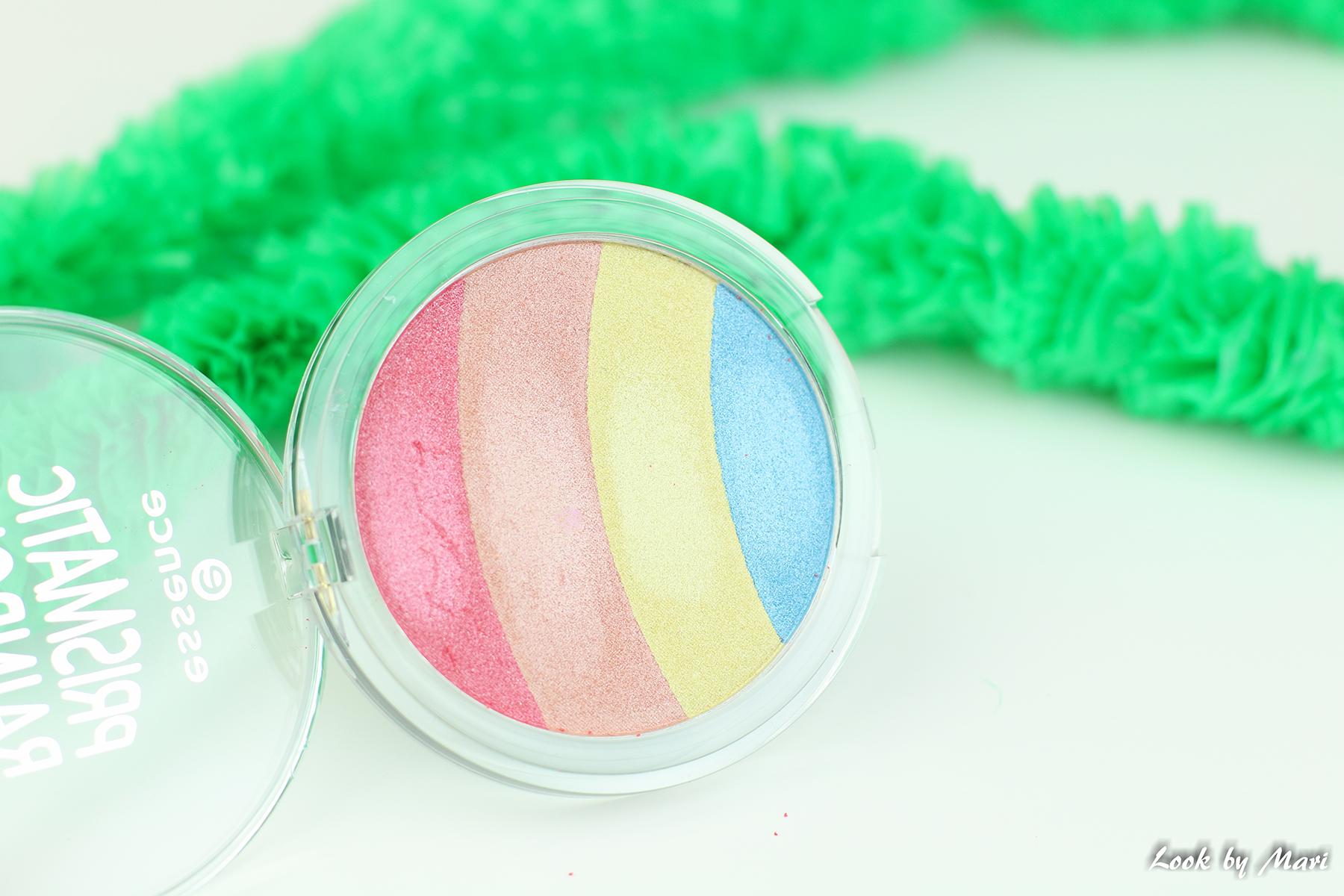 6 essence prismatic rainbow glow highlighter kokemuksia onko hyvä review