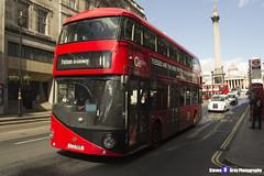 Wrightbus NRM NBFL - LTZ 1509 - LT509 - Fulham Broadway 11 - Go Ahead London - London 2017 - Steven Gray - IMG_8614