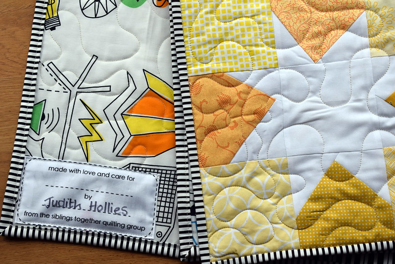 STB2 Wonky Star Quilt