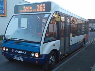 Stagecoach M&SL 47327 PX06 FXW
