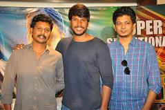 Nagaram Movie successmeet Stills